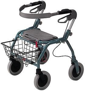 シルバーカー・歩行器 歩行補助車オパルOPAL [歩行器] [介護用品][リハビリ]歩行訓練【敬老の日 プレゼント ギフト】