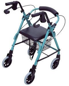 シルバーカー・歩行器歩行補助車ロレーター [歩行器][介護用品][リハビリ]歩行訓練