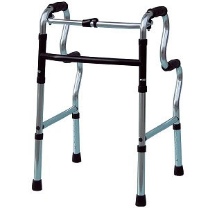 歩行器 固定型・スリム立ち上がり フレームウォーカー固定型歩行訓練【敬老の日 プレゼント ギフト】