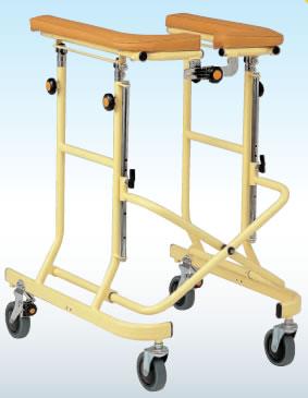 シルバーカー・歩行器歩行器ホップステップSM-30[介護用品][リハビリ]歩行訓練