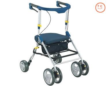 歩行器 折りたたみ式パセオ幸和製作所 [介護用品][リハビリ]歩行訓練