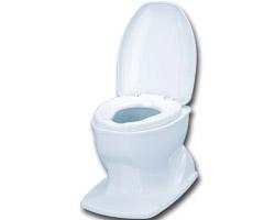 安寿 サニタリエースOD据置式[標準タイプ]  [簡易設置洋式トイレ] アロン化成( 母の日 プレゼント 2019 )