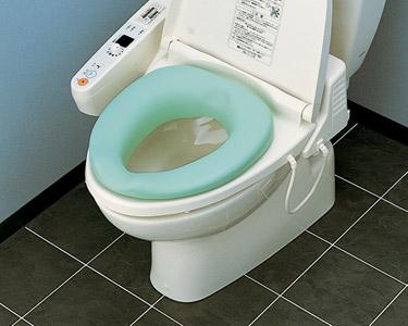 安寿 ソフト補高便座#5 アロン化成  (トイレ用品 福祉用具   排泄介護用品 )【お買物マラソン】