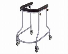 歩行器 介護・アルコー3型大人用 リハビリ 高齢者用 介護用品 福祉用具 歩行訓練  (介護用品 介護 福祉用具 シルバーカート シルバーカー )