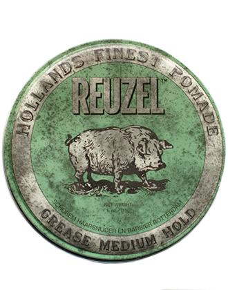 REUZEL(ルーゾー) グリース ポマード ハード 油性 340g