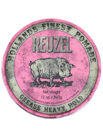REUZEL(ルーゾー) グリース ポマード ヘビーホールド 油性 340g