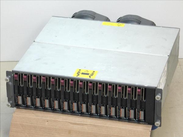 【送料無料対象外】hp AD542A M5314A AD542A StorageWorks M5314A FCエンクロージャ FCエンクロージャ 300GB*14台【中古】, e-mono plus:f3b572cf --- zagifts.com
