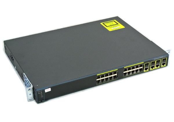 Cisco WS-C2960G-24TC-L V03 C2960-LANBASEK9-M Ver.12.2(46)SE 【20140630】:TCEダイレクト店