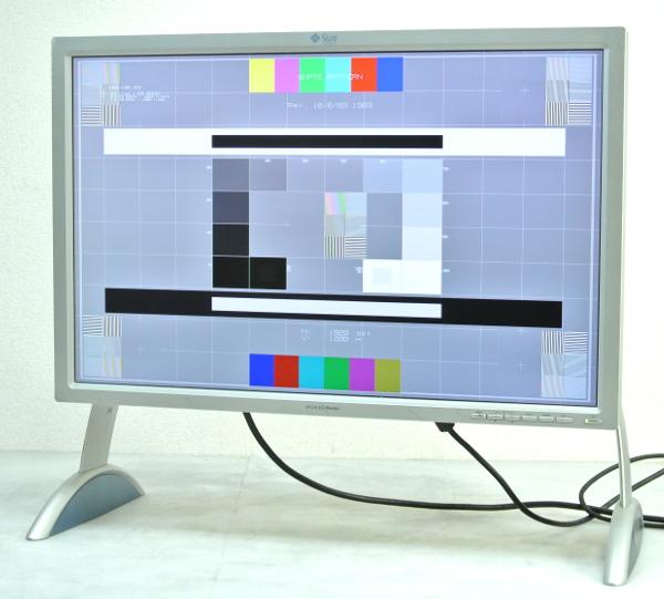 Sun BR24CS 24.1インチ WUXGA(1920x1200ドット)表示 3系統入力 【中古】【20140723】