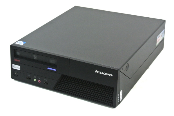 Lenovo ThinkCentreM58e PenE5300-2.6GHz/2GB/160GB/MULTI/Win7 【中古】【20140531】