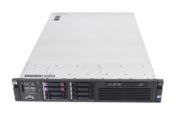hp ProLiant DL380G6 XeonX5570*2/6GB/146GB*2/RAID/MULTI/AC*2 【中古】【20150605】