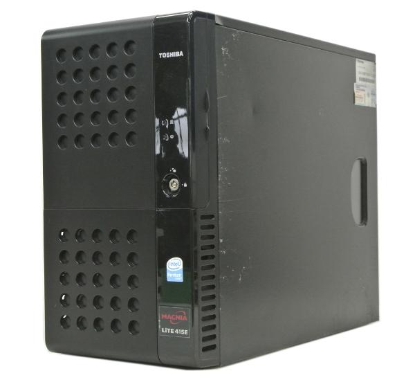 東芝 MAGNIA LiTE41SE PenDC-E2160-1.8GHz/2GB/80G*2/RAID/MULTI 【中古】【20150624】