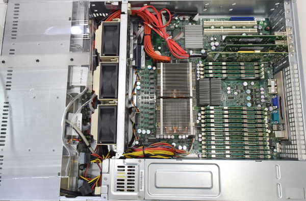 tce-direct: SuperMicro 6025W-NTR + XeonX5472-3 0GHz*2/32GB/320GB*2
