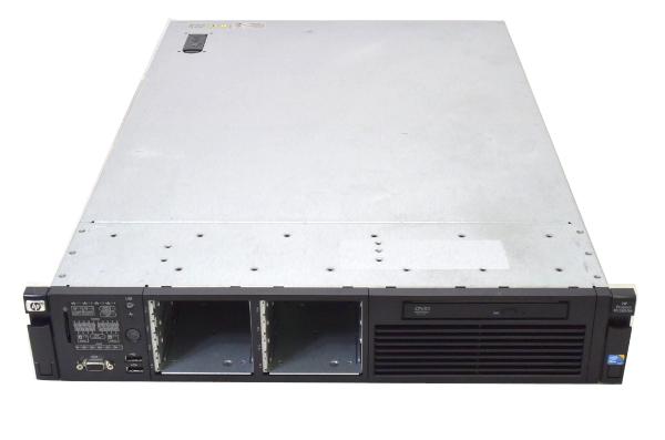 hp ProLiant DL380G6 XeonE5530-2.4GHz/12GB/DVD/RAID/AC*2 【中古】【20151030】