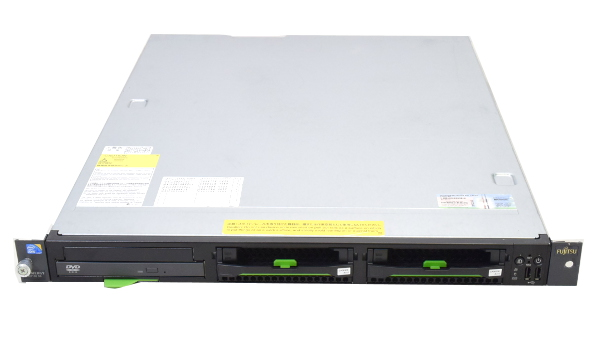 富士通 PRIMERGY 富士通 RX100S6 Core-i3-3.06GHz/2GB PRIMERGY/146GB RX100S6*2/RAID/DVD【中古】【20151030】, ゆみ's キッチン:24ecdd46 --- municipalidaddeprimavera.cl