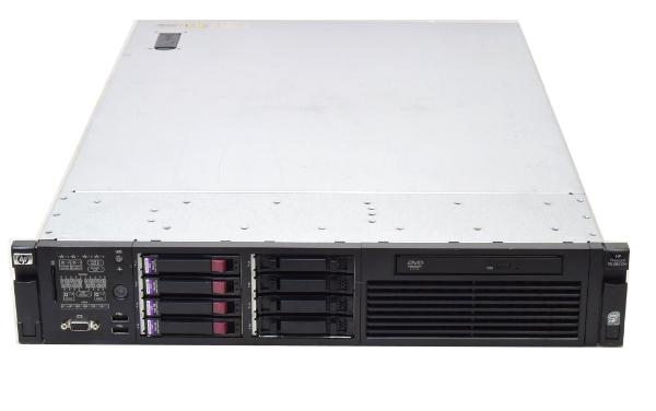 hp ProLiant DL380G6 XeonL5520*2/8GB/146GB*4/RAID/DVD/AC*2 【中古】【20151228】