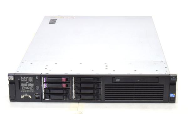 hp ProLiant DL380G6 XeonE5504-2.0GHz/8GB/300GB*2/RAID/DVD 【中古】【20160119】