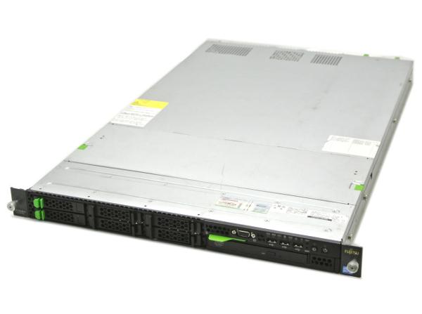 富士通 PRIMERGY RX200S5 XeonE5502/1GB/146GB*2/RAID/DVD 【20160615】:TCEダイレクト店