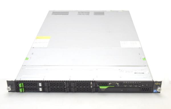 富士通 PRIMERGY RX200S5 XeonE5520/8GB/146GB*2/RAID/DVD/AC*2 【中古】【20160818】