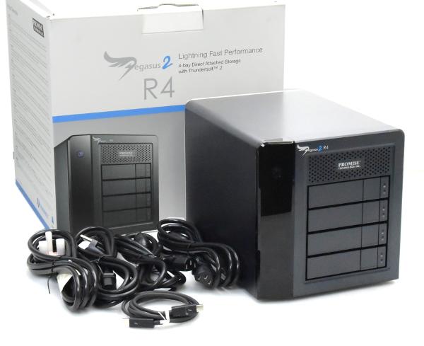 【初回限定お試し価格】 Promise Pegasus2 R4 8TB Thunderbolt2 RAIDシステム 【】【20161205】, RE:LIFE a02da080