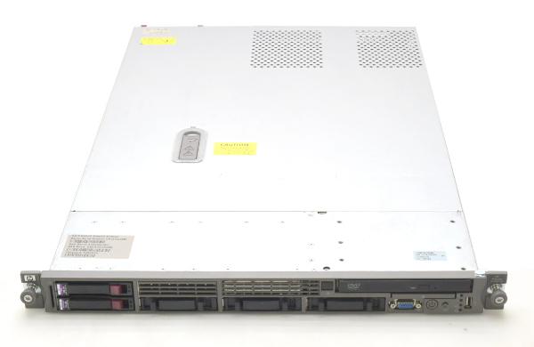 hp ProLiant DL360G5 XeonLV5148 2GB 146GB*2 RAID DVD AC*2 【中古】【20170116】