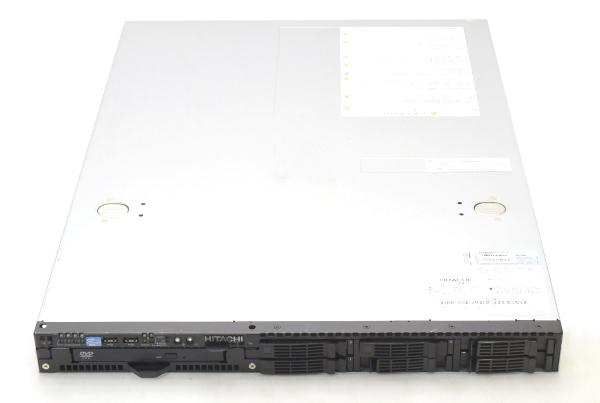 日立 HA8000/RS110 AL Xeon E3-1220 3.1GHz 4GB 146GBx3台 (SAS2.5インチ/6Gbps/RAID6構成) DVD-ROM RAID 【中古】【20170303】