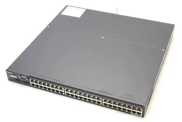 Alaxala AX3630Sシリーズ AX-3630S-48T2XW-A 48ポートGbE L3スイッチ 48ポート1000BASE-T OS-L3A Ver.10.6.C 初期化済 【中古】【20170420】