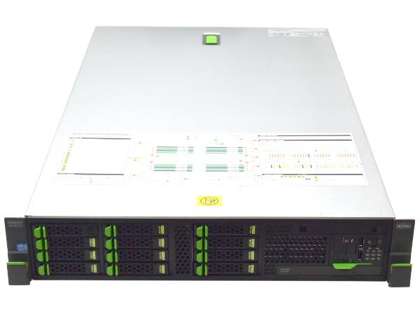 【限定価格セール!】 富士通 64GB PRIMERGY RX300 S7 DVD-ROM Xeon E5-2680 2.7GHz*2 64GB【】【20170531】 73GB (SAS2.5インチ/6Gbps) DVD-ROM AC*2 RAID【】【20170531】, わくわく夢ショップ:dee369f9 --- verandasvanhout.nl