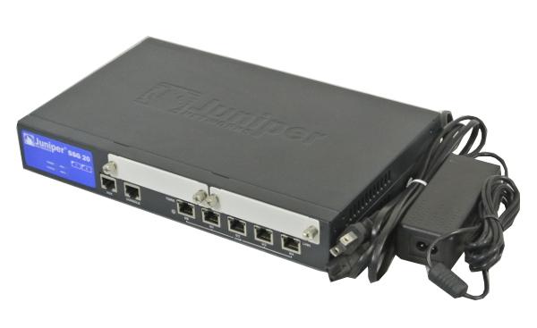 Juniper SSG20 SSG-20-SH Ver6.3.0r10.0 Type Firewall+VPN メモリ256MB ユーザー数無制限 初期化済 【中古】【20170628】
