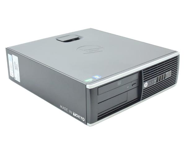 hp Compaq Pro 6305 SFF A4-5300B 3.4GHz 4GB 500GB DisplayPort/アナログRGB出力 DVD-ROM Windows7Pro64bit 【中古】【20170804】