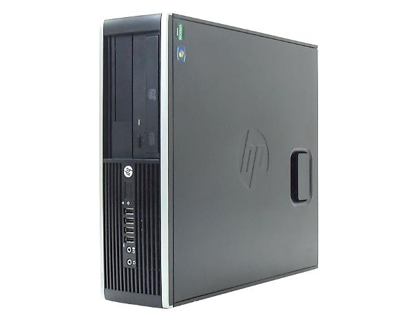 hp Compaq Pro 6305 SFF A4-5300B 3.4GHz 4GB 500GB DisplayPort/アナログRGB出力 DVD-ROM Windows7Pro64bit 【中古】【20170728】