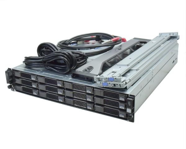 DELL Compellent SC200 SAS (SAS600GB*12台) 6Gb 6Gb SAS 拡張エンクロージャ 7.2TB (SAS600GB*12台) 6Gbps SAS接続HDDエンクロージャ コントローラ2基【中古】【20170906】, インポートアクセサリーglitter.81:cff4cb22 --- officewill.xsrv.jp