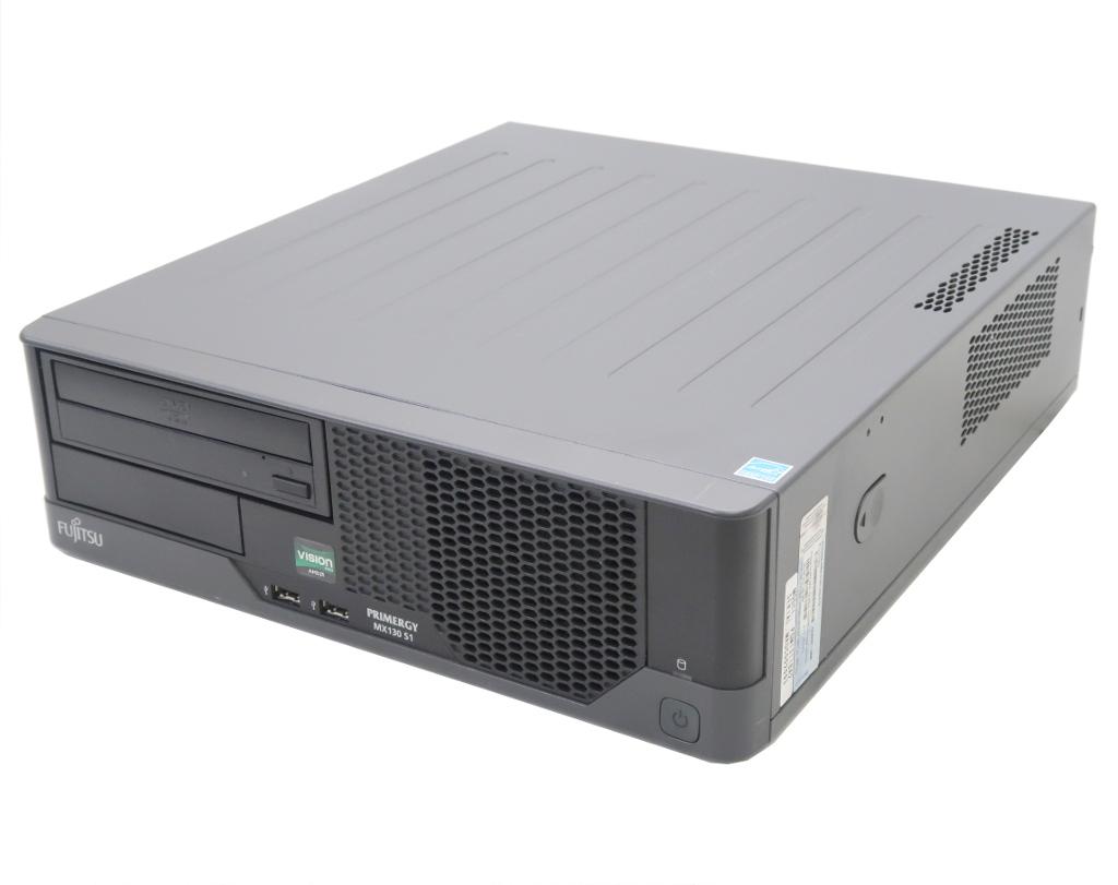 富士通 PRIMERGY RAID MX130 S1 AthlonII AthlonII X2 220 2.8GHz 4GB S1 500GBx2台(SATA3.5インチ/RAID1構成) DVD-ROM RAID【中古】【20171213】, フカヤシ:42516785 --- zagifts.com