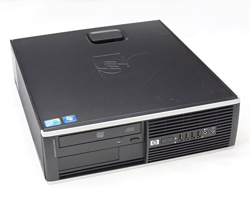 hp Compaq 8100 Elite SFF AY032AV Core i5-660 3.33GHz 4GB 250GB DisplayPort/アナログRGB出力 DVD-ROM Windows7 Pro 64bit 【中古】【20180412】