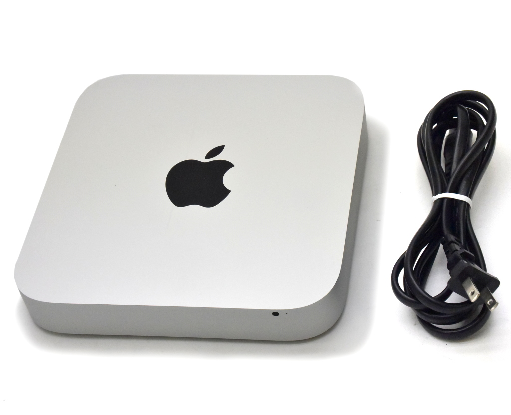 Apple Mac mini Core i5-4278U 2.6GHz/8GB/1TB/HDMI/Thunderbolt/AirMac/macOS Sierra 10.12.1 Late 2014 【中古】【20180510】