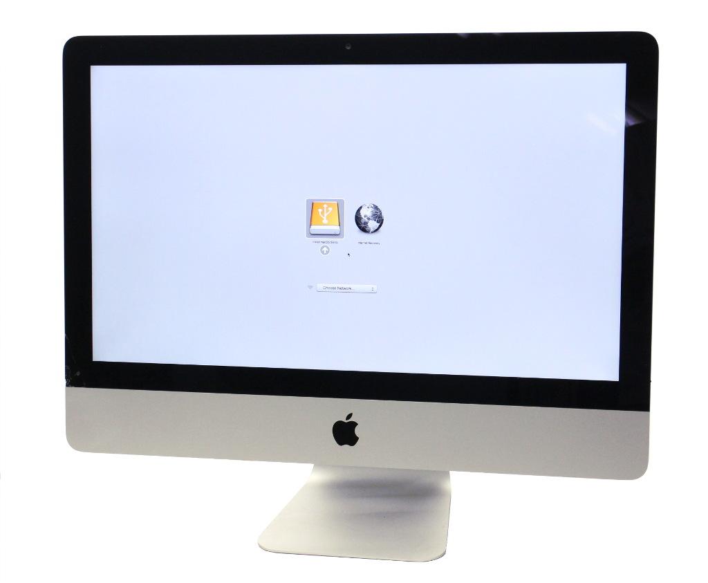 Apple iMac 21.5インチ Core i7-3770S 3.1GHz 16GB GeForce GT650M フルHD 1920x1080ドット Late 2012 A1418 難有 【中古】【20180622】