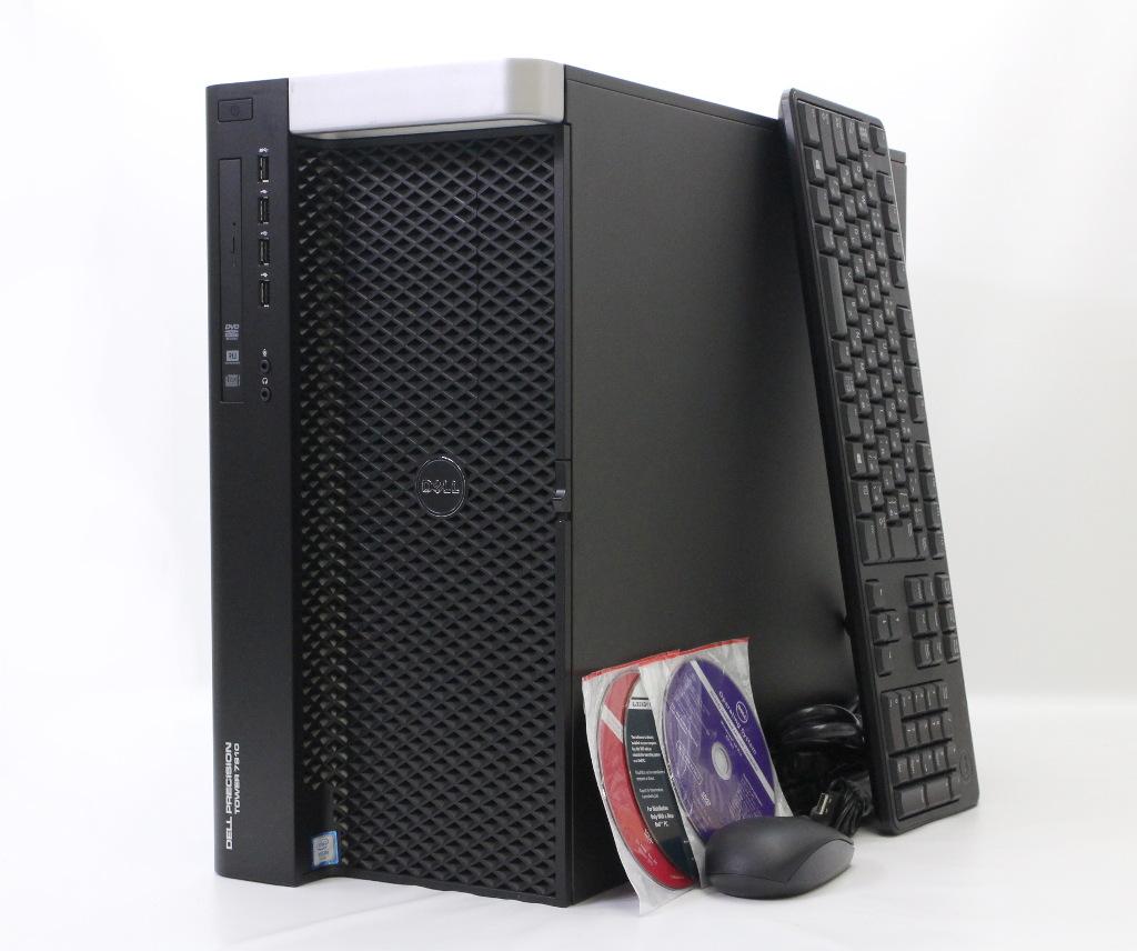 【メーカー公式ショップ】 DELL Precision Tower 1TB 7910 Xeon E5-2667v3 3.2GHz 3.2GHz*2*2 64GB 64GB 256GB(SSD) 1TB Quadro K2200 DVD+-RW Windows10 Pro 64bit【】【20180622】, 育児雑貨専門店Joy Tree:be5908b5 --- scrabblewordsfinder.net