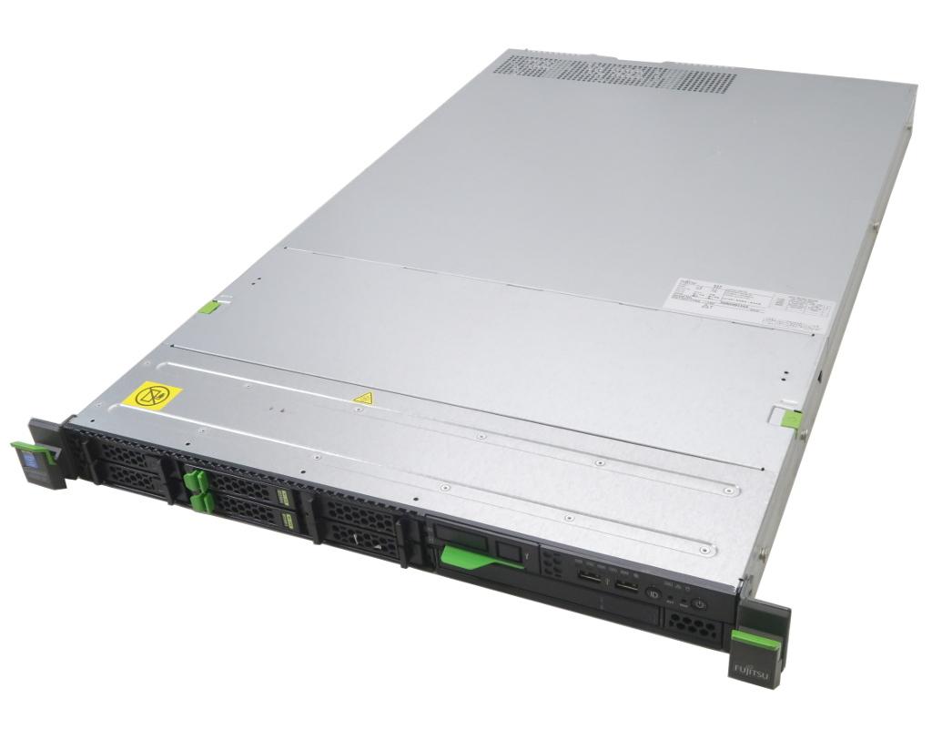 富士通 PRIMERGY RX200 S8 Xeon E5-2637v2 3.5GHz 8GB 146GBx2台(SAS2.5インチ/6Gbps/RAID1構成) AC*2 D2607 【中古】【20180808】
