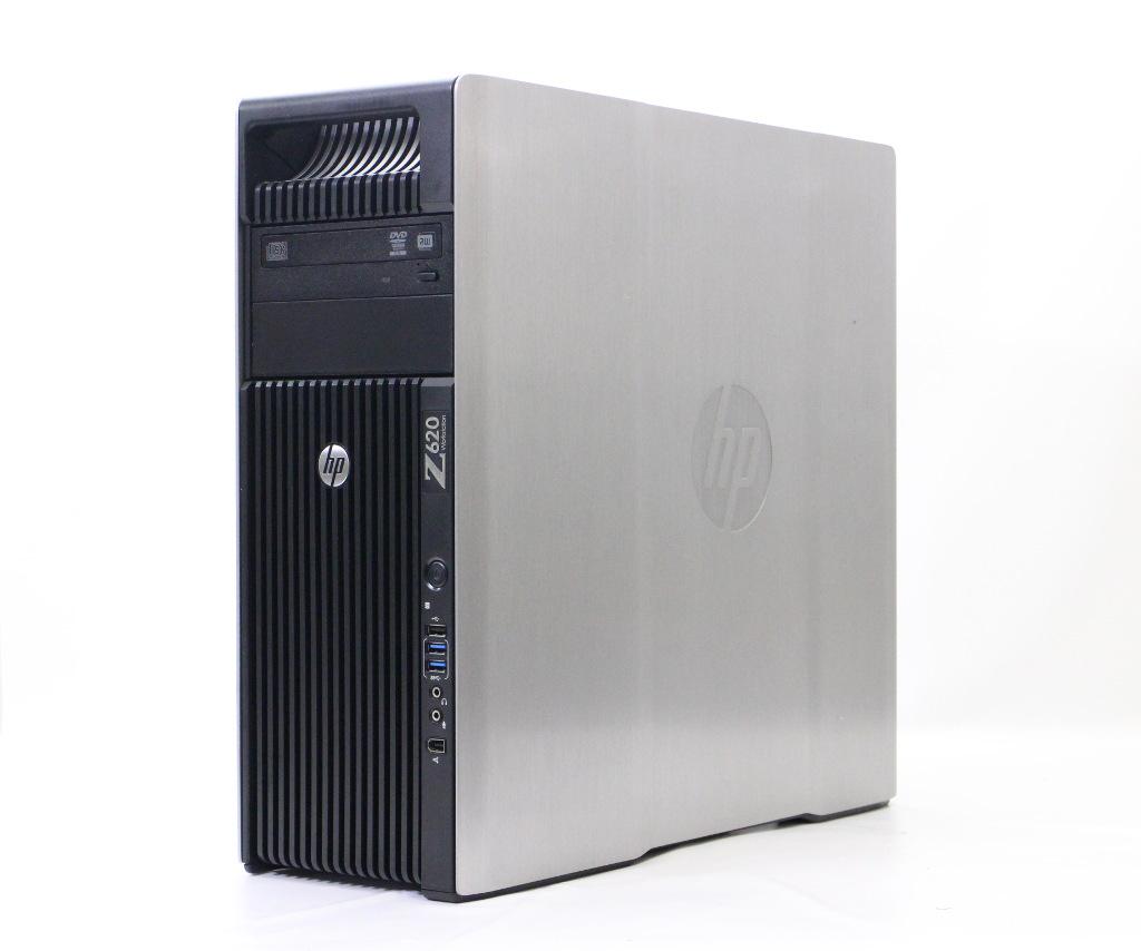 hp Z620 YH610UC#ABJ Xeon E5-2690 2.9GHz*2 48GB 160GB(SSD) 1TB(HDD) Quadro6000 DVD+-RW Windows7 Pro 64bit 【中古】【20180810】