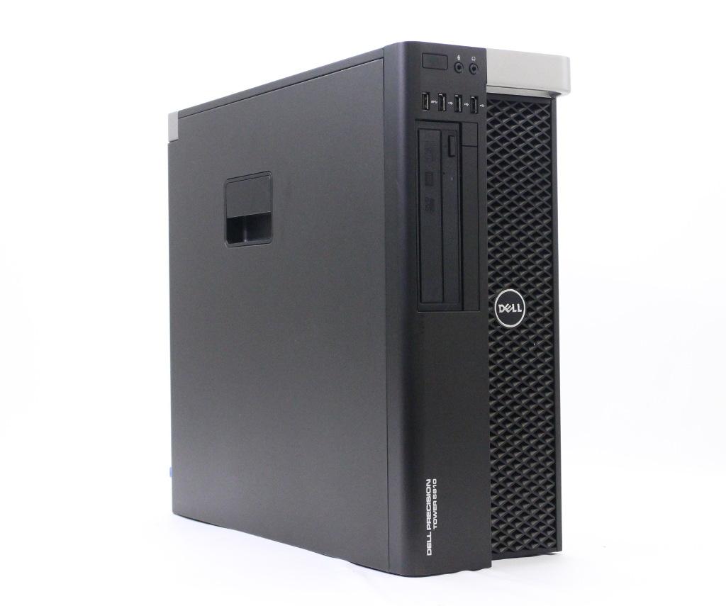 DELL Precision Tower 5810 Xeon E5-1607v3 3.1GHz 16GB 1TB Quadro K4200 DVD+-RW Windows7 Pro 64bit 【中古】【20180912】