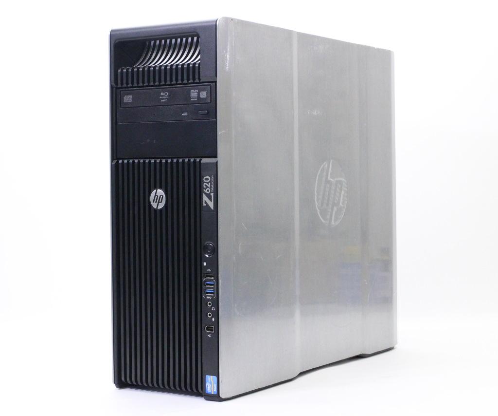 hp Z620 Xeon E5-2620 2GHz*2 48GB 500GB 2TB HDD計2台構成 Quadro K2000 BD-RE Windows7 Pro 64bit 【中古】【20180919】