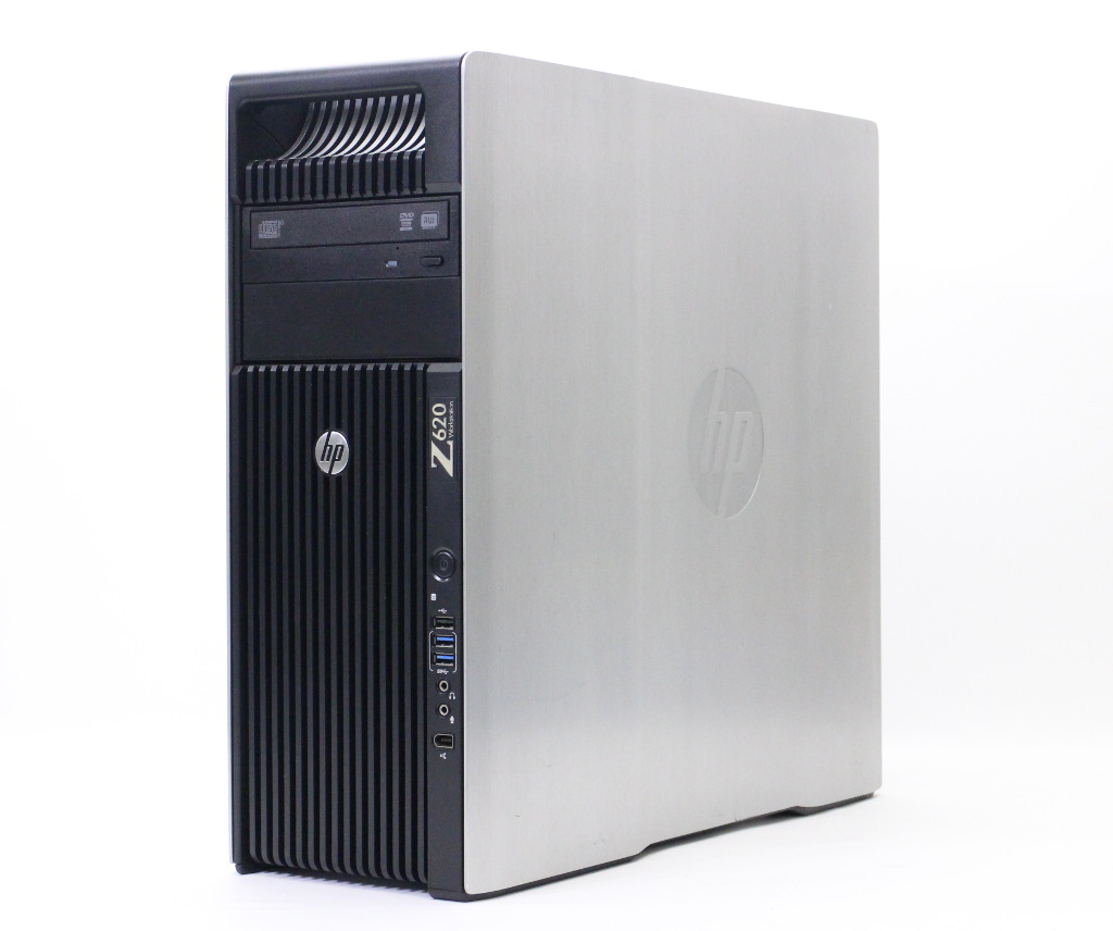 日本製 hp Z620 Xeon E5-2665 2.4GHz*2 32GB 500GB 2TB HDD計2台構成 Quadro K2000 DVD+-RW Windows7 Pro 64bit 【】【20180919】, 最上郡 96915d35