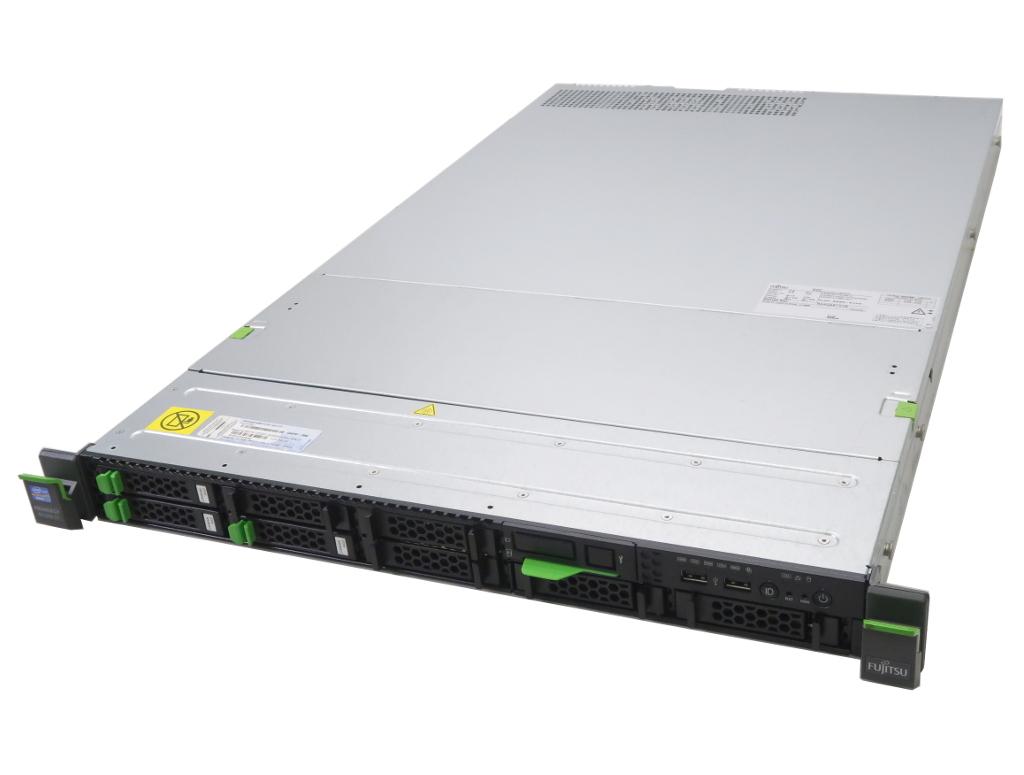 富士通 PRIMERGY RX200 S7 Xeon E5-2665 2.4GHz 16GB 300GBx3台(SAS2.5インチ/6Gbps/RAID5構成) AC*2 D2616 【中古】【20180907】