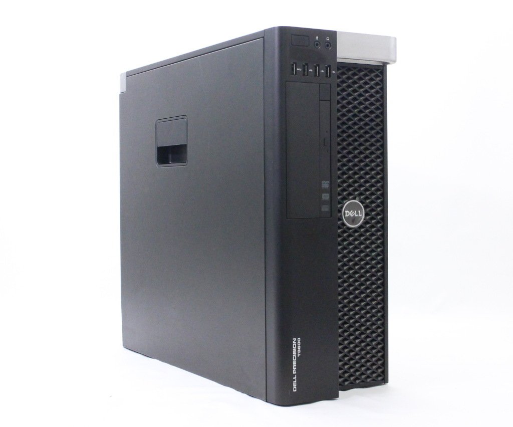 DELL Precision T3600 Xeon E5-1620 3.6GHz 8GB 500GB Quadro 600 DVD+-RW Windows7 Pro 64bit PERC H310 【中古】【20181003】