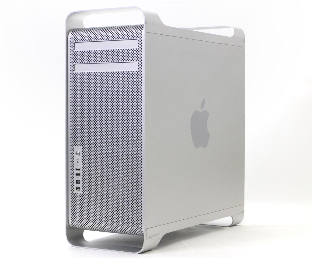 Apple Mac Pro 4コア Xeon 2.66GHz 8GB 640GB GeForce GT120 OSX 10.9.5 Early 2009 小難 【中古】【20181001】