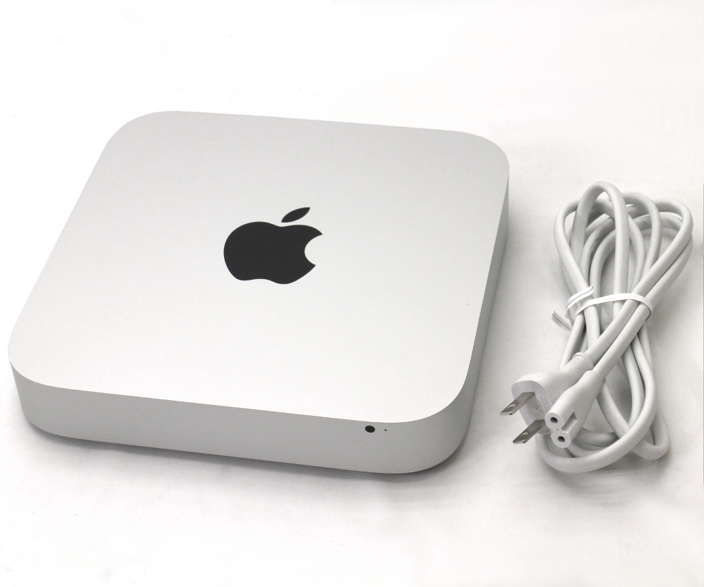 Apple Mac mini Server Core i7-3720QM 2.6GHz 16GB 256GB(SSD)*2 Thunderbolt macOS Sierra 10.12.1 Late 2012 【中古】【20181026】