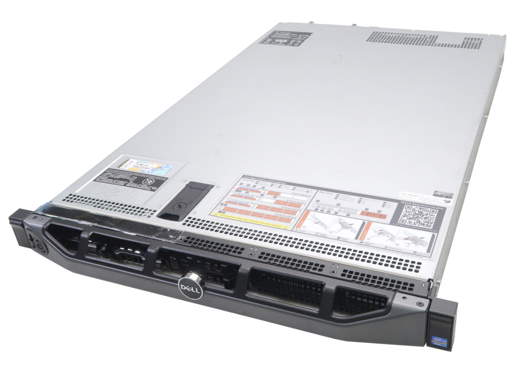 DELL PowerEdge PowerEdge R620 Xeon E5-2643 3.3GHz 24GB H710P 600GBx2台(SAS2.5インチ 24GB/6Gbps/RAID1構成) DVD-ROM AC*2 PERC H710P Mini【中古】【20181107】, 台東区:0784ff37 --- officewill.xsrv.jp