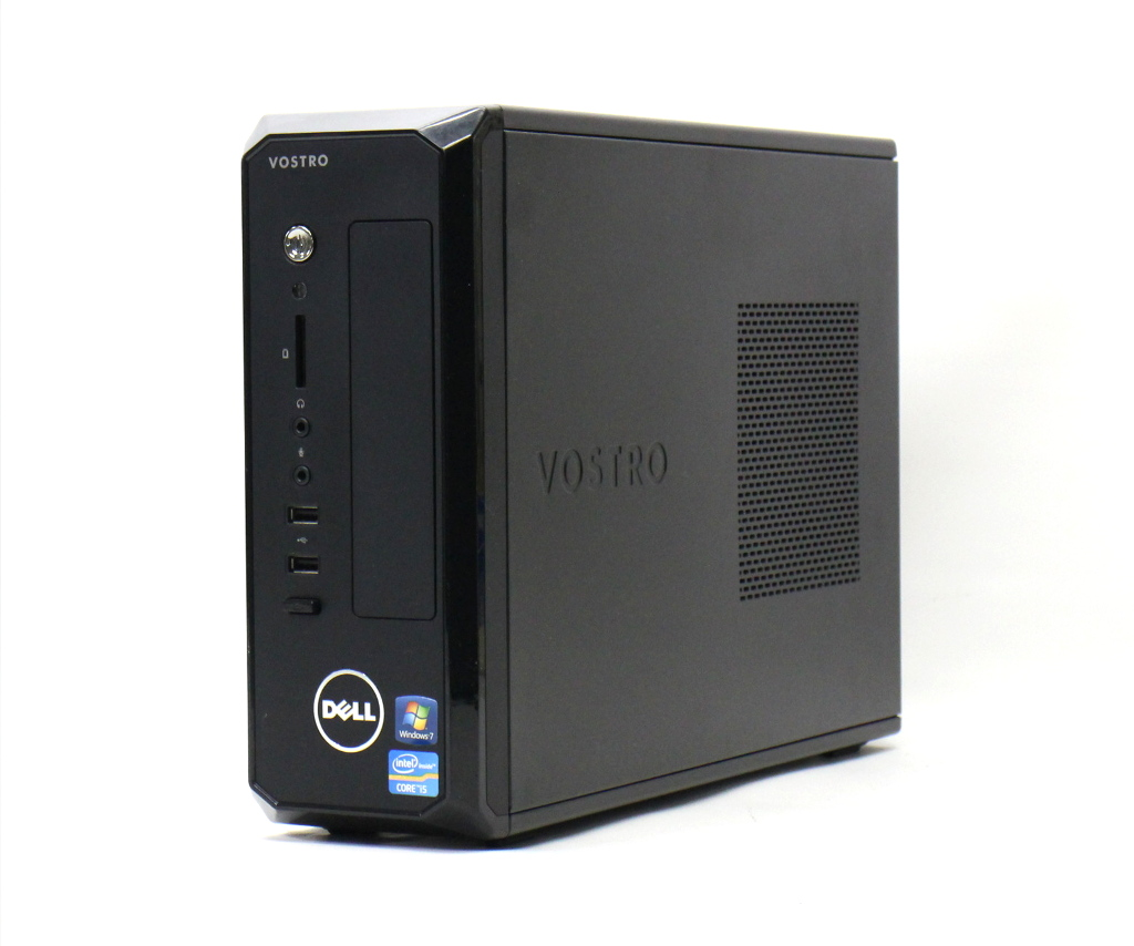 DELL Vostro 270s Core i5-3470s 2.9GHz 4GB 500GB アナログRGB/HDMI DVD+-RW Windows7 Home Premium 64bit 【中古】【20181109】
