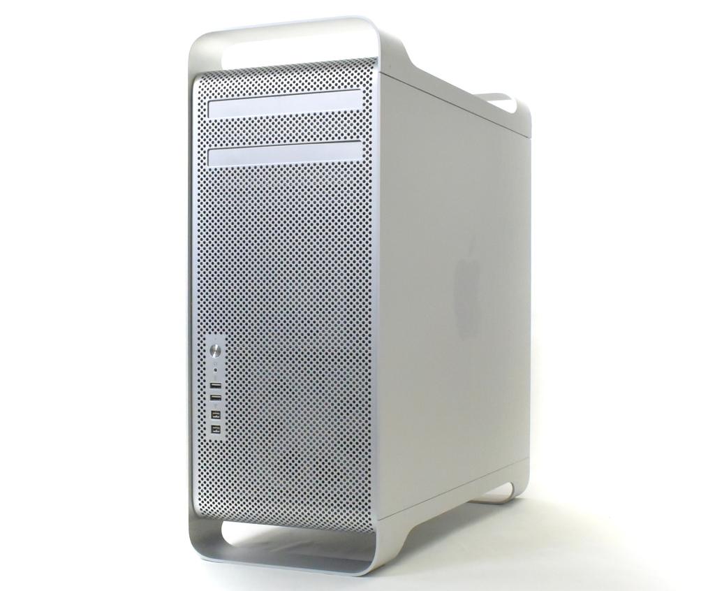 Apple Mac Pro 4コア Xeon 3.2GHz 8GB 1TB Radeon HD5870 macOS HighSierra 10.13.5 Mid 2012 【中古】【20181113】