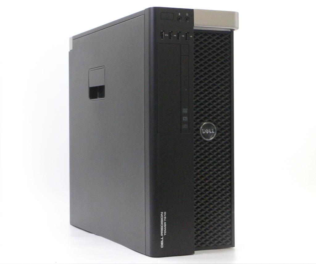 DELL Precision Tower 7810 Xeon E5-1620 v4 3.5GHz 64GB 1TB Quadro M5000 DVD+-RW Windows10 Pro for Workstation 64bit 【20190125】
